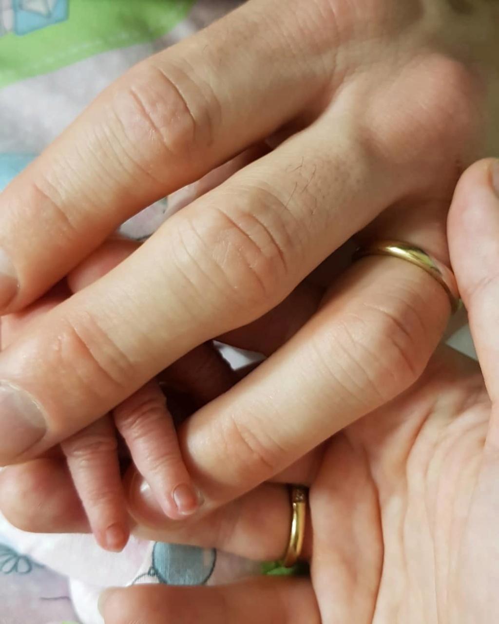 Свадьбы-женитьбы и биатлонное потомство - Страница 10 Skardi10