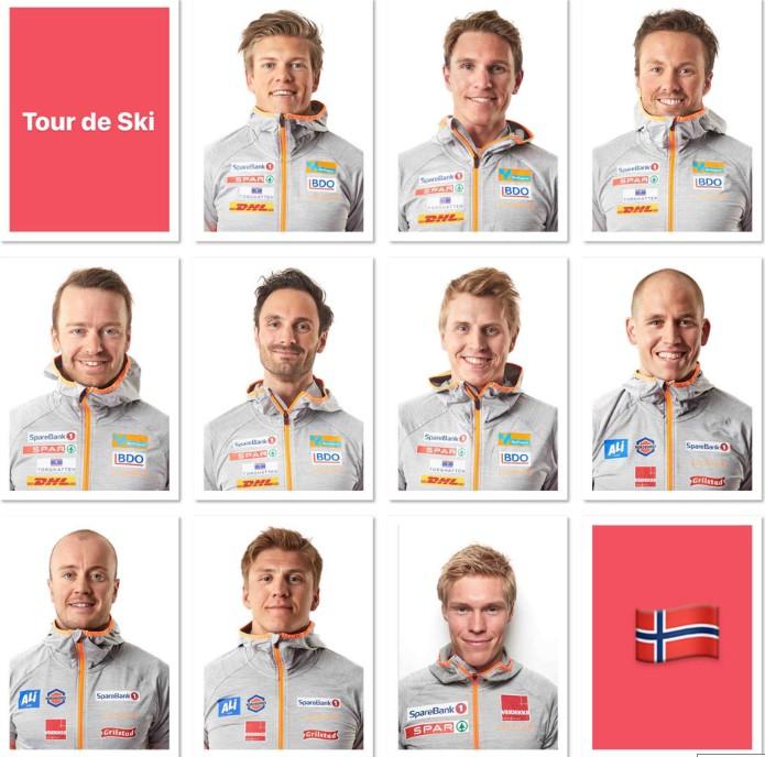 Tour de Ski 2020 U15