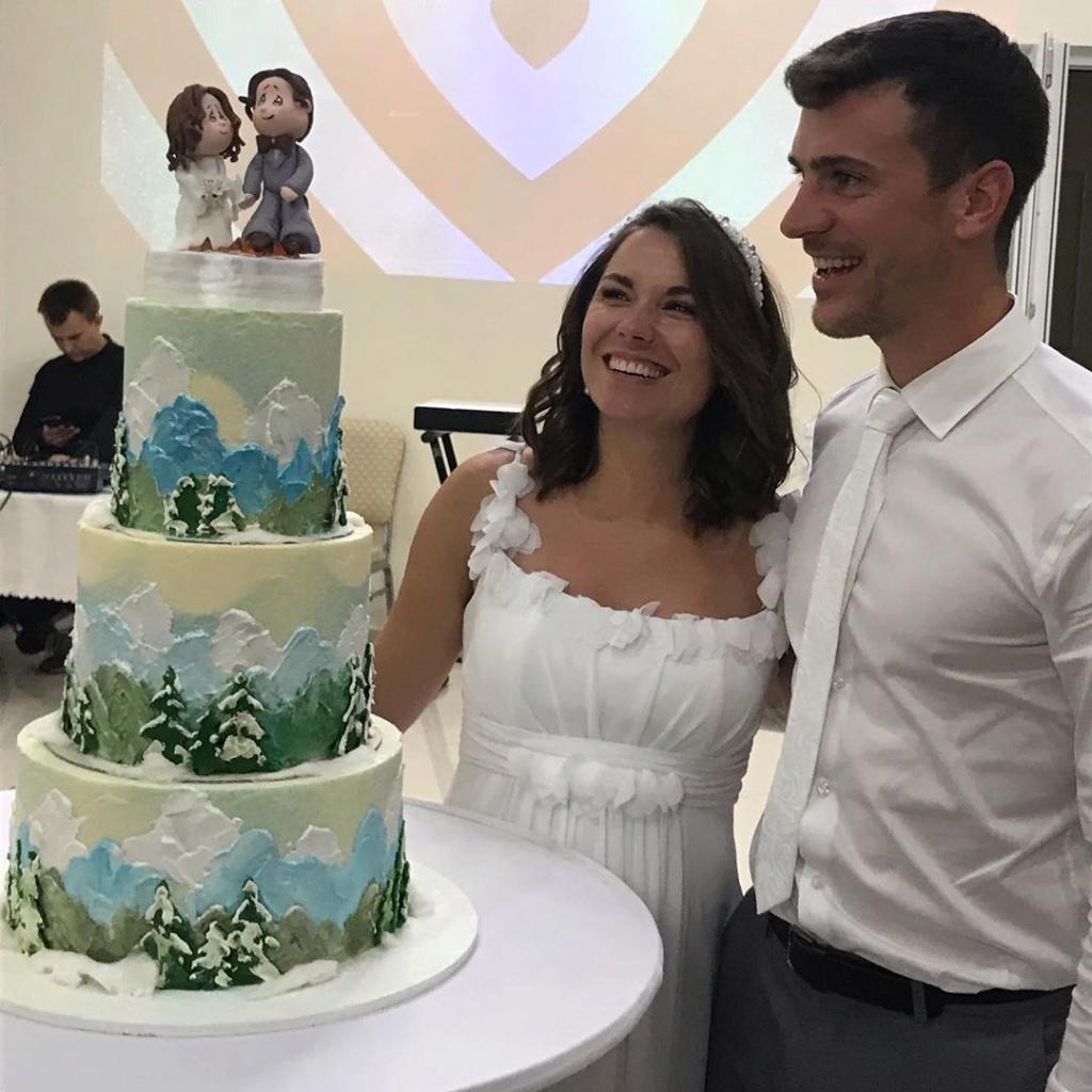 Свадьбы-женитьбы и биатлонное потомство - Страница 9 Ubc9fb10