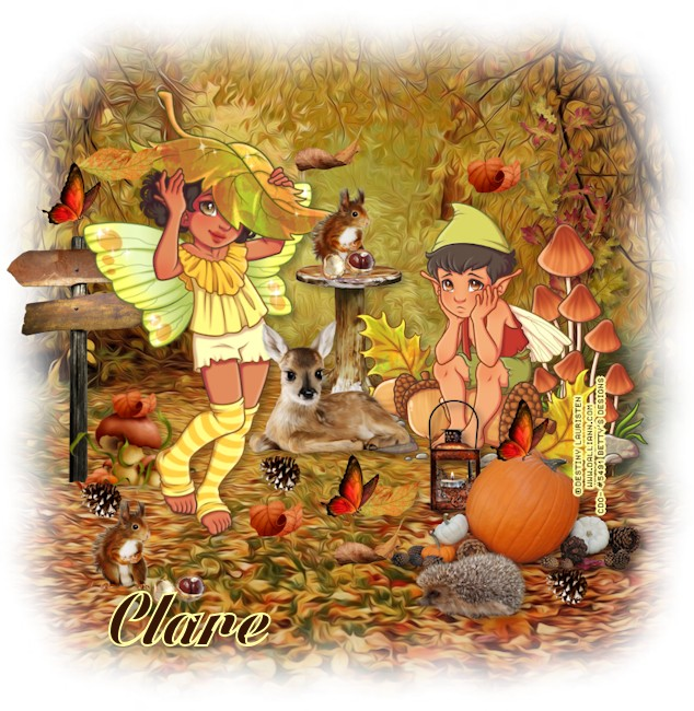 SHOW OFF ANIMAL TAGS Autumn59