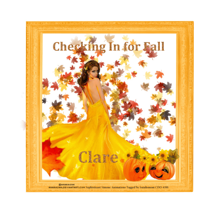 SEPTEMBER CHECK IN/CHAT - Page 6 Autumn61