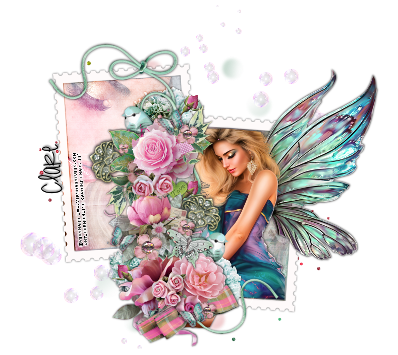 ANGELS/FAIRIES TAGS Fairy122