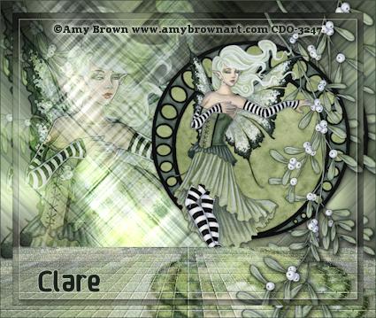 ANGELS/FAIRIES TAGS Fairy125