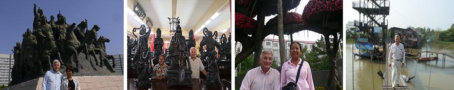 Photographs of John V Asia Teacher
