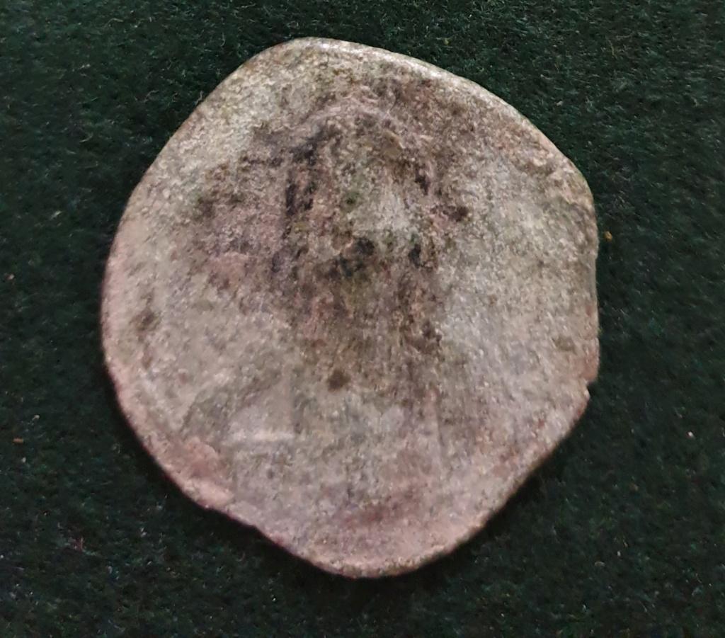 Follis anónimo atribuido al reinado de Constantino VIII 20191030