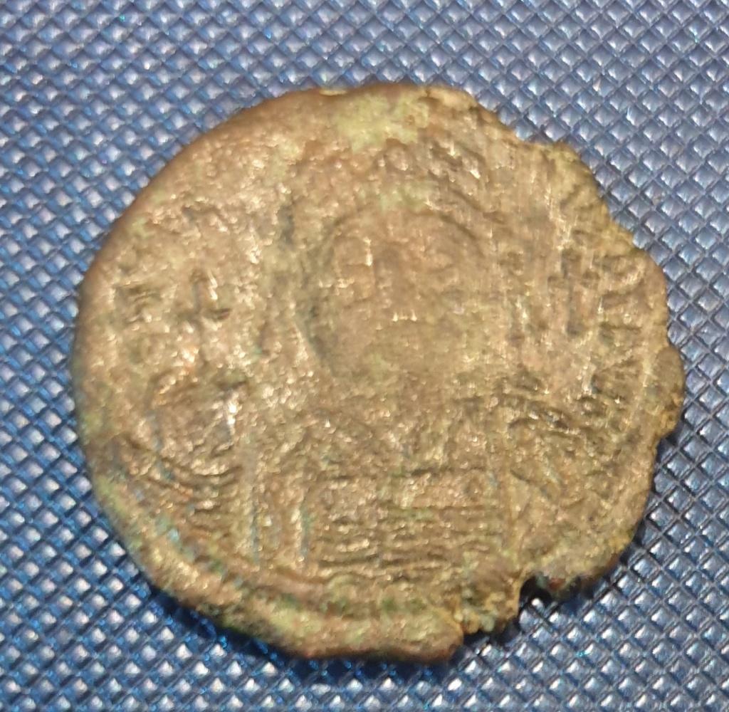 20 nummi de Justiniano I 20191043