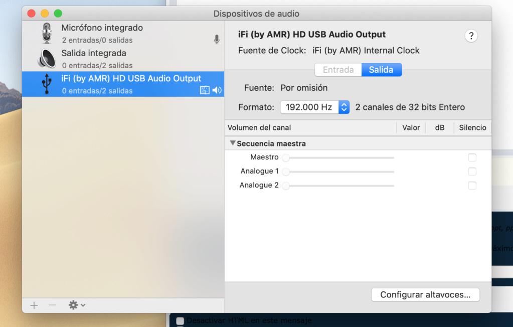 Ayuda!! M2TECH - MacBook Pro Early 2013 - Marantz PM6006 No logro que suene Muestr10