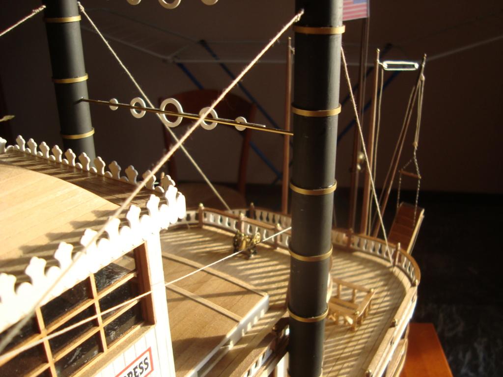 Mississippi 1:50 Sergal motorizzato a vapore - Pagina 4 Campan10