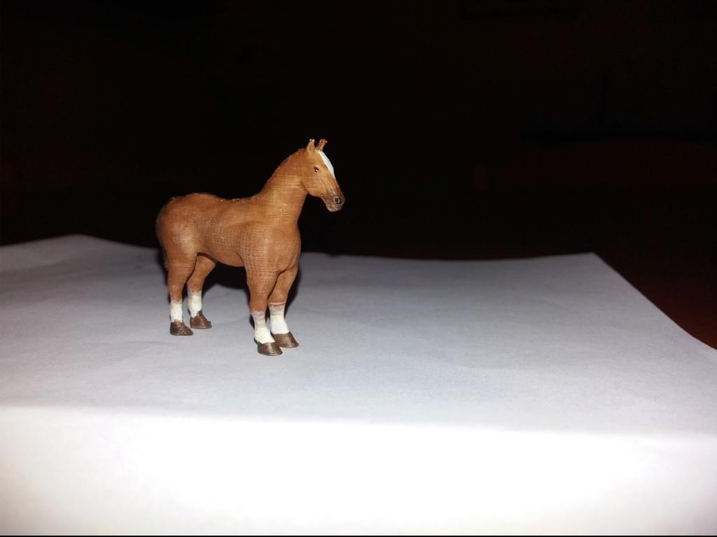 """Mondo 3D"" - Pagina 2 Cavall12"