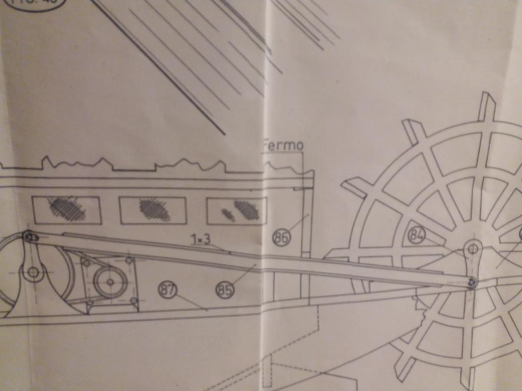Mississippi 1:50 Sergal motorizzato a vapore Disegn10