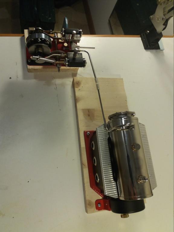 Progetto battello dinamico a vapore - Pagina 2 Montat10