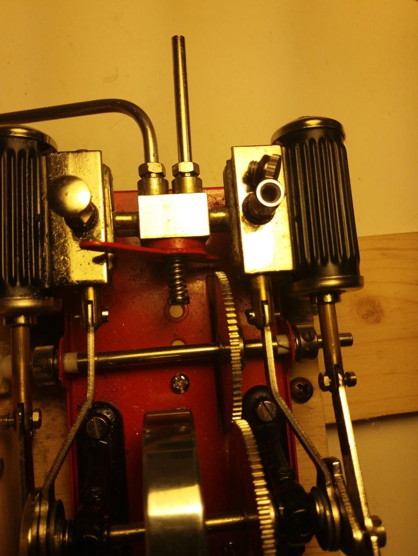Progetto battello dinamico a vapore - Pagina 5 Olio10