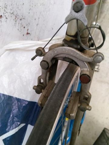 Remplacement frein vieux vélo de route Img_2092