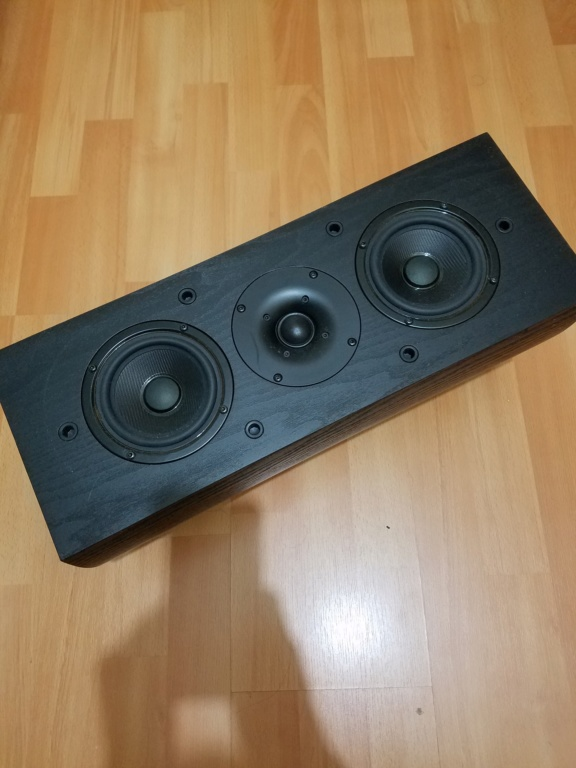 Pioneer SP-C22 Andrew Jones center speaker 20181215
