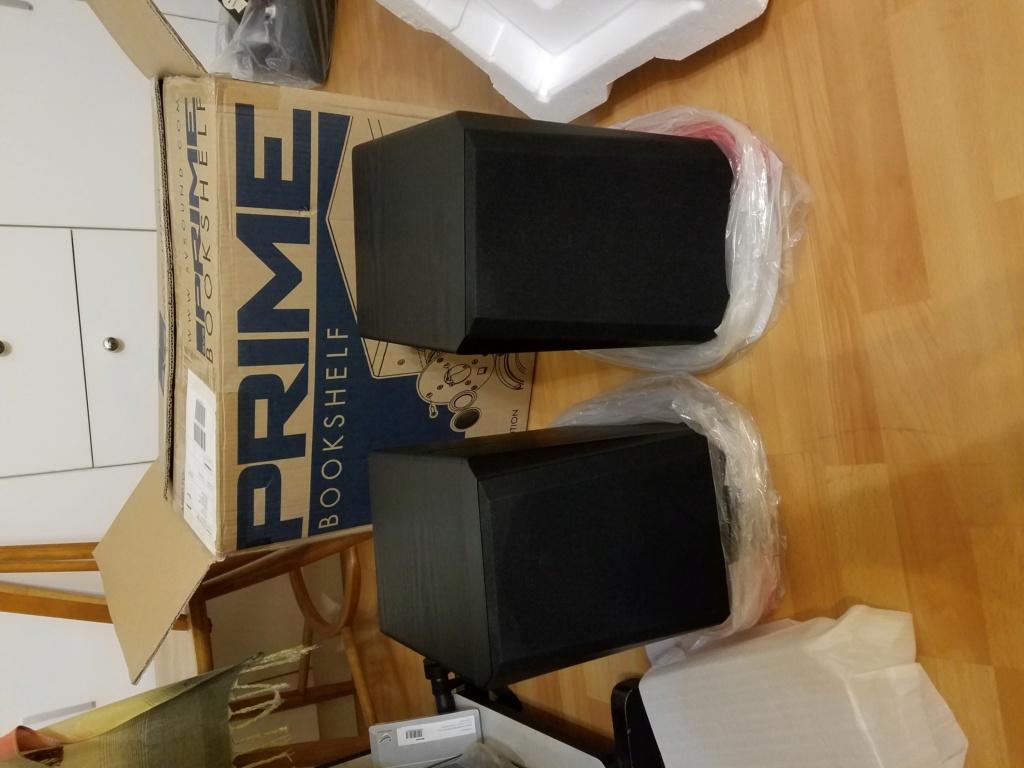 SVS Prime Series Speakers - SOLD 20190810