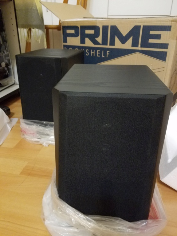 SVS Prime Series Speakers - SOLD 20190814