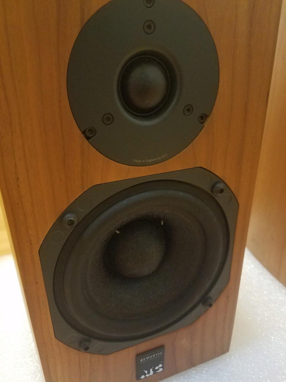 ATC SCM7 v3 speakers (the latest version) 20200111
