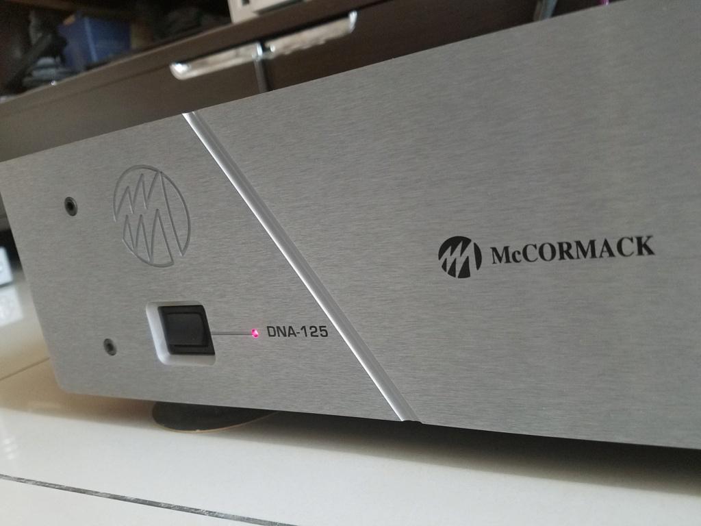McCormack DNA-125 power amplifier 20201111