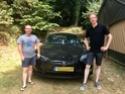 Une Tesla S dans le Périgord ! 7e542010