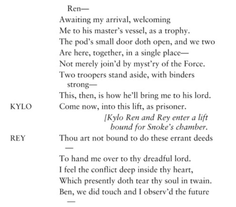 The Last Jedi and the Shakespeare Novelizations - Page 4 Arriva10