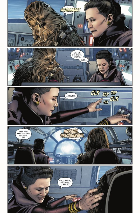 Episode IX: Spoilers and Rumors - Page 32 Leia_p10