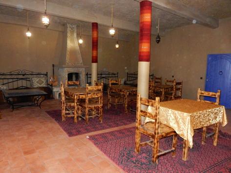[Maroc Camp/Dernières nouvelles] Amélioration à La Gazelle bleue à Merzouga 29_sal10