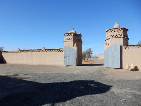 [Maroc Camp/Dernières nouvelles] Amélioration à La Gazelle bleue à Merzouga 31_por10