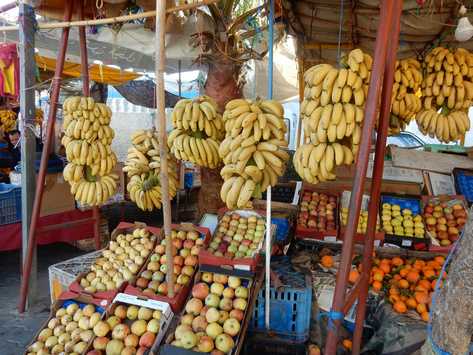 [Maroc/Commerces] bananes tamri 31_tam10