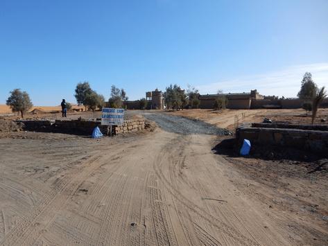 [Maroc Camp/Dernières nouvelles] Amélioration à La Gazelle bleue à Merzouga 33_ent10