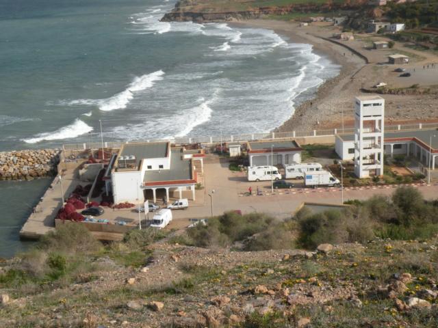 [Maroc Camp/Bivouacs] sur la côte Méditerranéenne Port Sidi Hssain et Al Hoceima 62_la_11