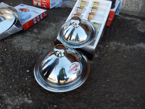 [Maroc/Commerces] Tajine en metal 66_taj10