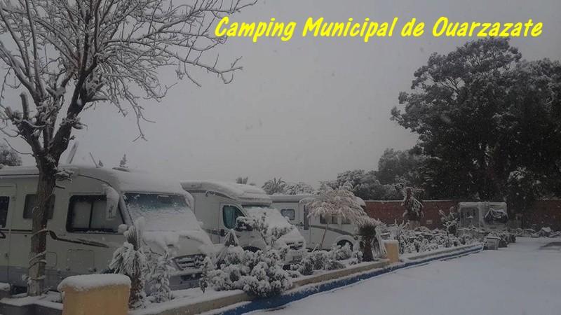 [Maroc/Méteo, saisons, heure] Neige au Maroc  Campin14