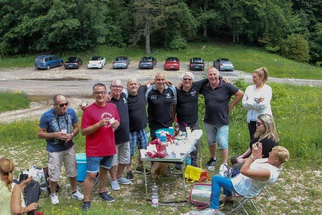 La Team du Sud RCZ était dans le Vercors ! 35049810