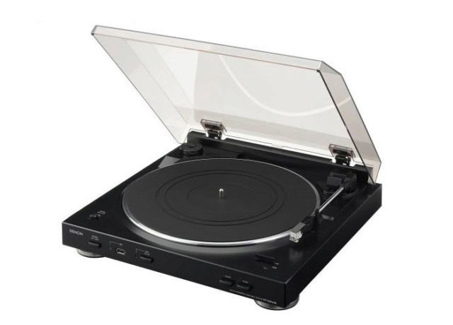 Denon DP-200USB Fully Automatic Turntable with USB 216