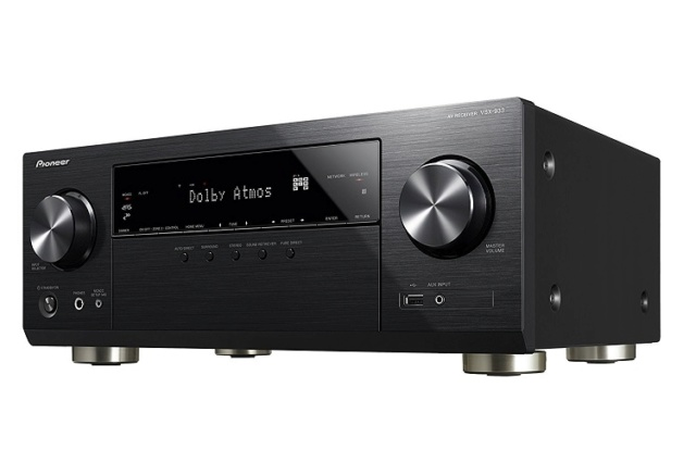 Pioneer VSX-933 7.2Ch Atmos Network AV Receiver (Sold Out) 81ds1e10