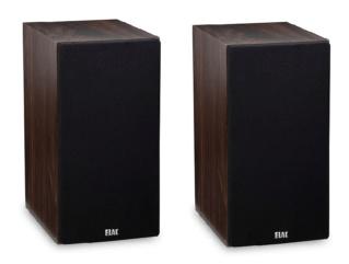 ELAC Debut 2.0 B5.2 Bookshelf Speaker (Walnut) Es_113