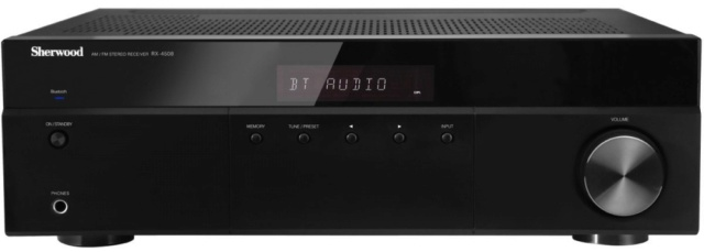 Sherwood RX4508 Stereo Receiver with Bluetooth And FM Tuner Es_130