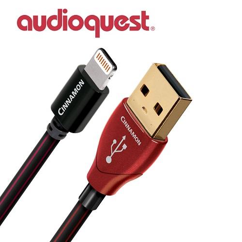 Audioquest Cinnamon Lightning USB Cable 1.5Meter Es_151
