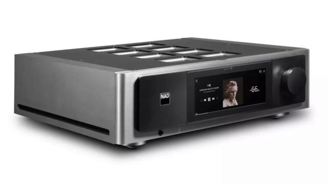 NAD M33 BluOS® Streaming DAC Amplifier Es_185