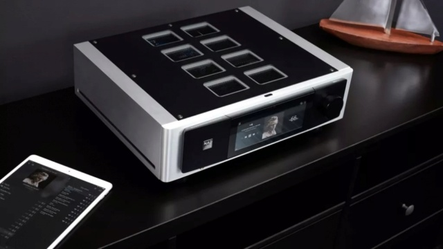 NAD M33 BluOS® Streaming DAC Amplifier Es_2109