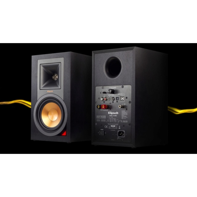 Klipsch R-15PM Powered Monitors Hi Fi System (Sold Out) Es_332