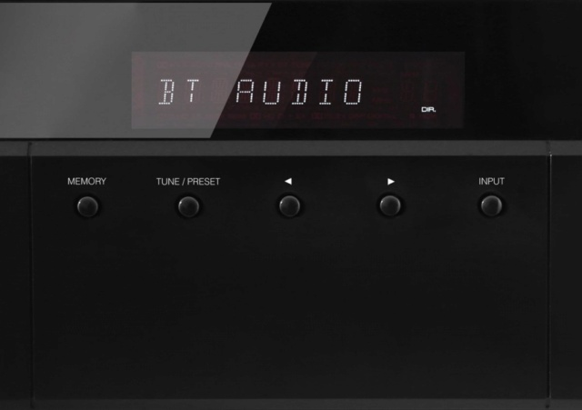 Sherwood RX4508 Stereo Receiver with Bluetooth And FM Tuner Es_342