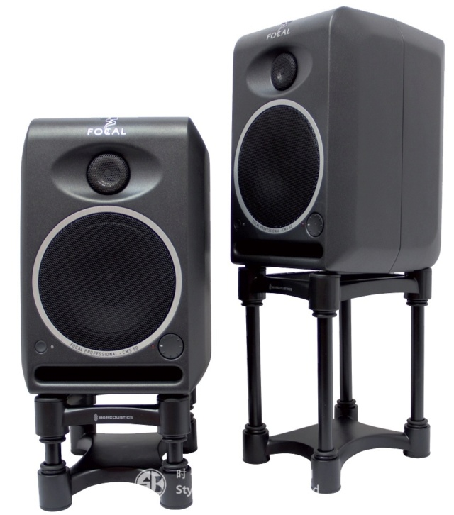 IsoAcoustics ISO-L8R155 Monitor Stand (Pair) Es_420