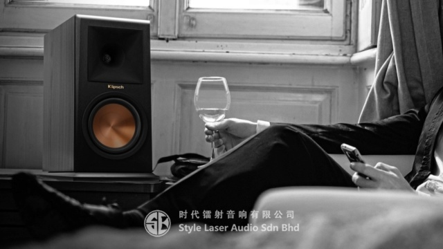 Klipsch RP-150M Bookshelf Speaker (Sold Out) Es_426