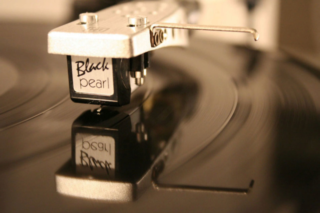 Sumiko Black Pearl MM Phono Cartridge Made In Japan Es_434
