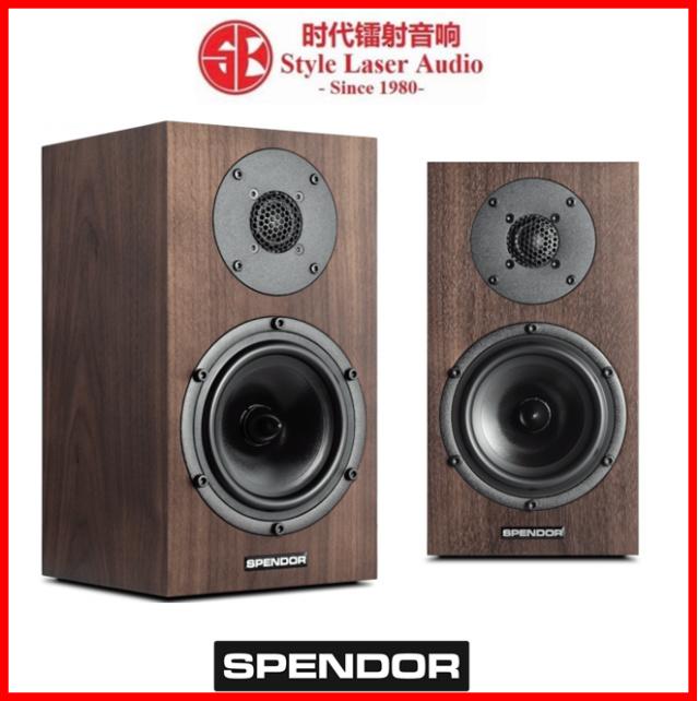 Spendor A1 Bookshelf Speakers Made In UK Es_511