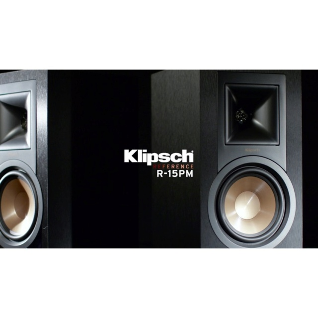 Klipsch R-15PM Powered Monitors Hi Fi System (Sold Out) Es_521