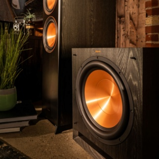 "Klipsch SPL-150 15"" Powered Subwoofer Es_625"