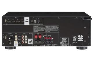 Pioneer VSX-523-K 5.1Ch AV Receiver (Sold Out) Es_71210