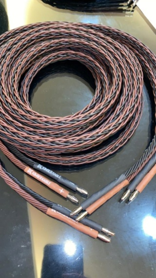 Kimber Kable 8PR Speaker Cable 10FT Made In USA Es_8-b10